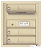 Florence 4C Mailboxes 4C05S-03 Sandstone