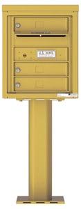 Florence 4C Pedestal 4C05S-03-P Gold Speck
