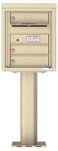 Florence 4C Pedestal 4C05S-03-P Sandstone