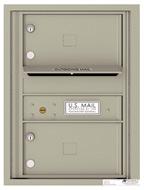 Florence 4C Mailboxes 4C06S-02 Postal Grey