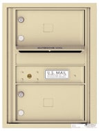 Florence 4C Mailboxes 4C06S-02 Sandstone
