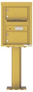 Florence 4C Pedestal 4C06S-02-P Gold Speck