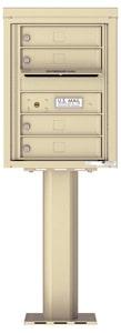 Florence 4C Pedestal 4C06S-04-P Sandstone