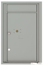 Florence 4C Mailboxes 4C07S-1P Silver Speck