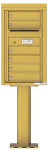 Florence 4C Pedestal 4C08S-06-P Gold Speck