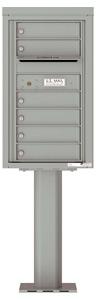 Florence 4C Pedestal 4C08S-06-P Silver Speck
