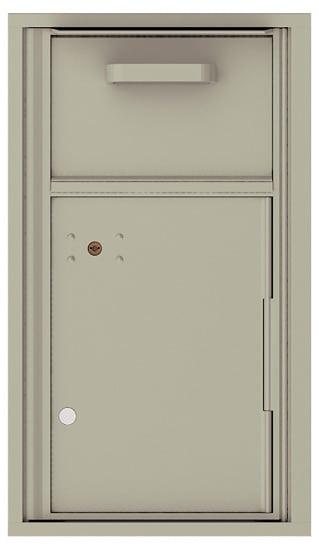 4C08SHOP 4C Mailboxes Collection Drop Box