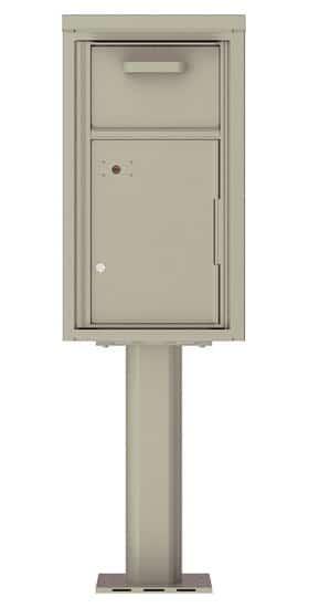 4C08SHOP 4C Pedestal Collection Drop Box