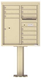 Florence 4C Pedestal 4C09D-10-P Sandstone