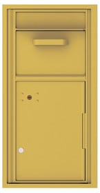 Florence 4C Mailboxes 4C09S-HOP Gold Speck