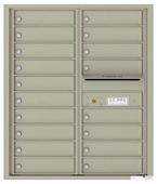 Florence 4C Mailboxes 4C10D-18 Postal Grey