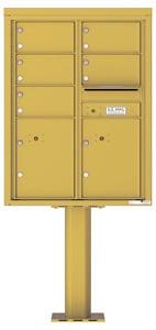 Florence 4C Pedestal 4C11D-05-P Gold Speck