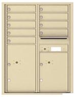 Florence 4C Mailboxes 4C11D-09 Sandstone