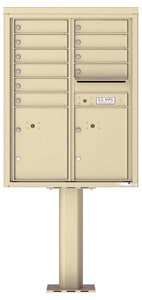 Florence 4C Pedestal 4C11D-10-P Sandstone