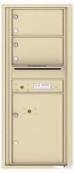Florence 4C Mailboxes 4C11S-02 Sandstone