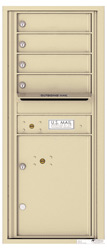 Florence 4C Mailboxes 4C11S-04 Sandstone