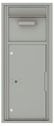 Florence 4C Mailboxes 4C11S-HOP Silver Speck