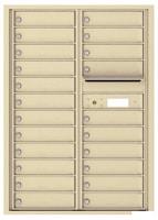 Florence 4C Mailboxes 4C12D-22 Sandstone