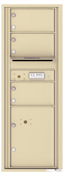 Florence 4C Mailboxes 4C13S-03 Sandstone