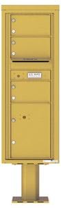 Florence 4C Pedestal 4C13S-03-P Gold Speck