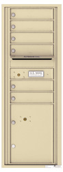 Florence 4C Mailboxes 4C13S-06 Sandstone