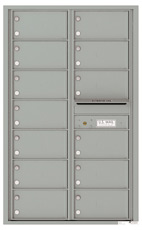 Florence 4C Mailboxes 4C14D-13 Silver Speck