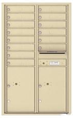 Florence 4C Mailboxes 4C14D-14 Sandstone