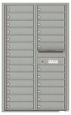 Florence 4C Mailboxes 4C14D-26 Silver Speck