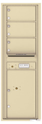 Florence 4C Mailboxes 4C14S-03 Sandstone