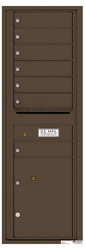 Florence 4C Mailboxes 4C14S-07 Antique Bronze