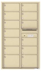 Florence 4C Mailboxes 4C15D-13 Sandstone
