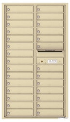 Florence 4C Mailboxes 4C15D-28 Sandstone