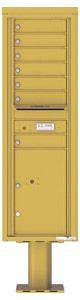 Florence 4C Pedestal 4C15S-07-P Gold Speck