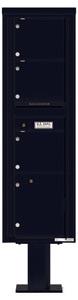 Florence 4C Pedestal 4C16S-03-P Black