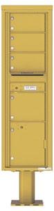 Florence 4C Pedestal 4C16S-04-P Gold Speck