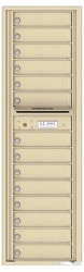 Florence 4C Mailboxes 4C16S-14 Sandstone