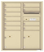 Florence 4C Mailboxes 4CADD-10 Sandstone