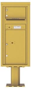 Florence 4C Pedestal 4CADS-01-P Gold Speck