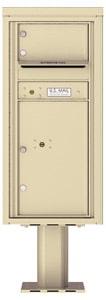 Florence 4C Pedestal 4CADS-01-P Sandstone