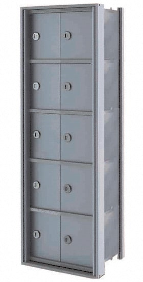 Florence Mini Storage Lockers 10 Door