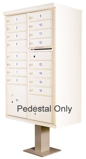 13 16 Pedestal Florence CBU Mailboxes