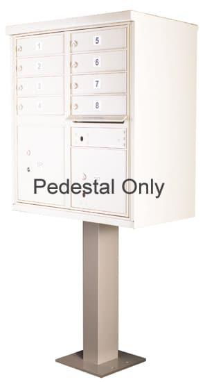 8 12 Pedestal Florence CBU Mailboxes