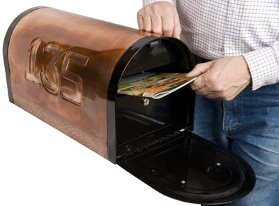 additional images - Lockable Mailbox