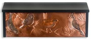 Henzti Wall Mount Mailbox Wild Birds