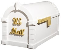 Gaines Keystone Mailbox KS1S