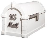 Gaines Keystone Mailbox KS23S