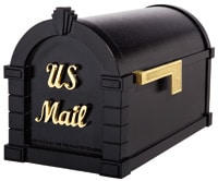 Gaines Keystone Mailbox KS7S
