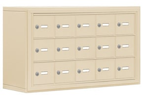 Salsbury 19038-15 Phone Locker Sandstone