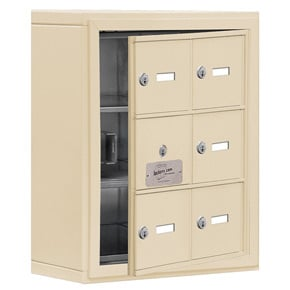 Salsbury 19135-06 Phone Locker Sandstone
