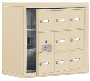 Salsbury 19138-09 Phone Locker Sandstone